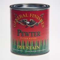 Dye Stain Pewter - 473ml