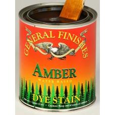 Dye Stain Amber - 473ml