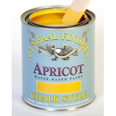 Chalk Style Paint Apricot - 473ml