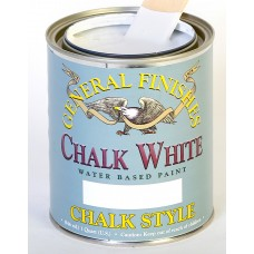 Chalk Style Paint Chalk White - 473ml