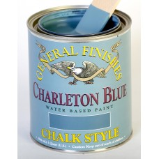Chalk Style Paint Charleton Blue - 473ml