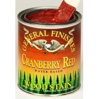 Wood Stain ORIGINAL FORMULA Cranberry Red - 473ml