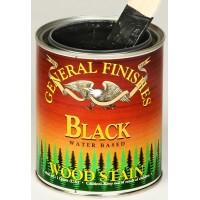 Wood Stain Black - 473ml