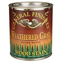 Wood Stain Weathered Gray - 473ml