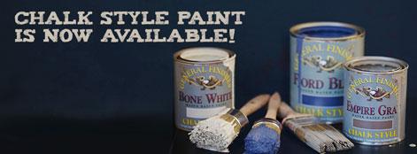 Chalk Style Paint